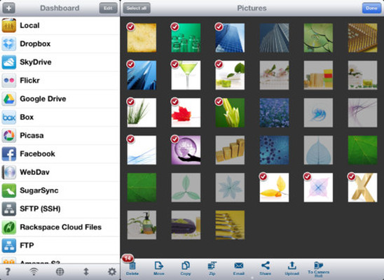 iFiles For iPhone, iPad and iPod