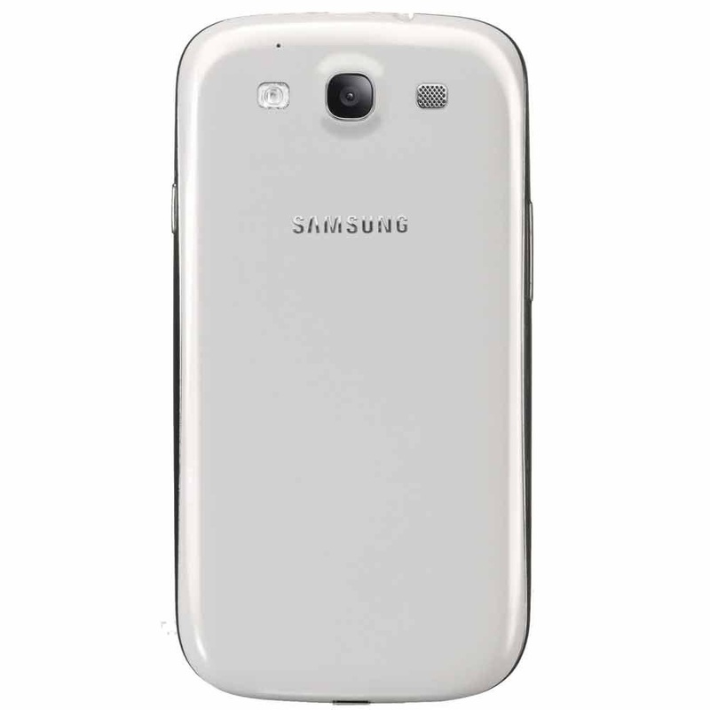Samsung Galaxy S3 Back View