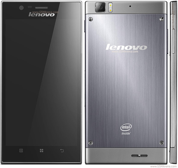 Lenevo K900 - Sleek Body