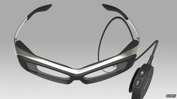 Sony's Smart Glasses