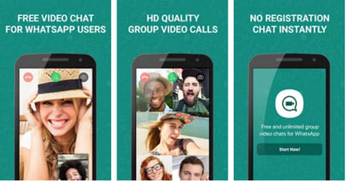 WhatsApp Group Video call